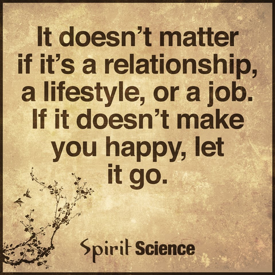 Does It Make You Happy Shine Consciously Let Go Of Your Ego Let