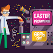 Enjoy Up To 66% Off SmartyDNS with Our Easter Promotion