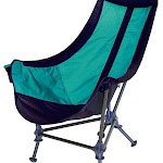 Eagles Nest Outfitters Lounger DL Chair-Navy/Seafoam