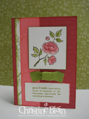 Asian Artistry - Ruby, Olive, Coral