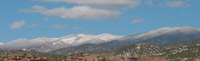 Santa Fe Range on March 13