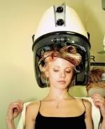 Woman getting her hair done at a salon - Is Dirty Hair a Do or Don't?