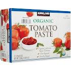 Kirkland Signature Organic Tomato Paste - 12 pack, 6 oz cans