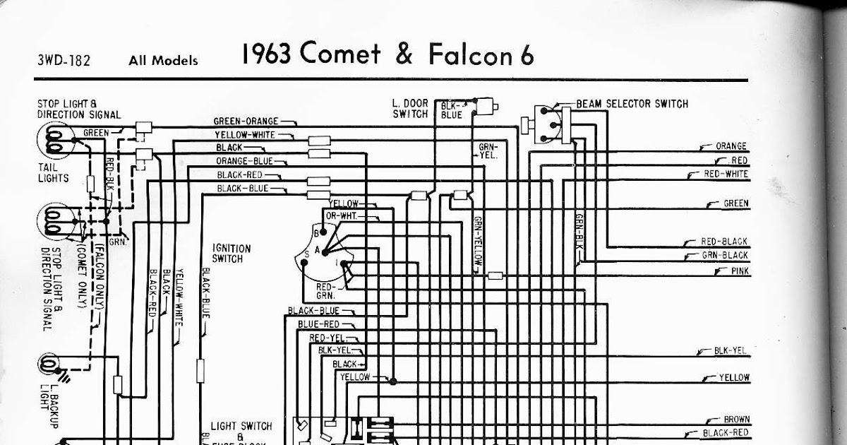 62 Falcon Wiring Diagram