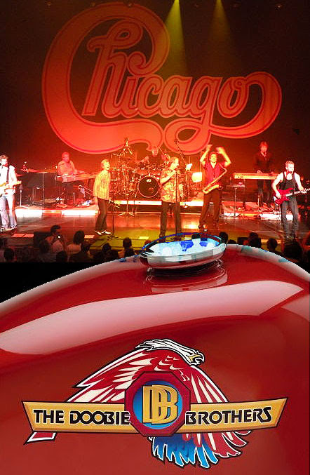 Chicago & Doobie Brothers - July 28, 2017