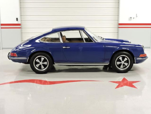 Used 1971 Porsche 911 for Sale in Atlanta GA 30566 Dick Barbour Performance