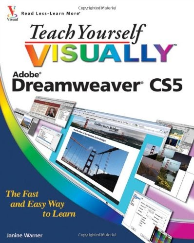 Teach Yourself VISUALLY Dreamweaver CS5