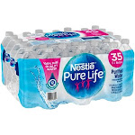 Nestle Pure Life Purified Water - 35 pack, 16.9 fl oz bottles