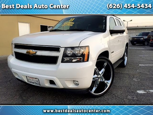 Used 2011 Chevrolet Tahoe for Sale in El Monte CA 91733 Best Deals Auto Center