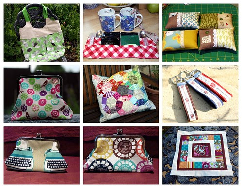 PicMonkey Collage june sew fresh sewing
