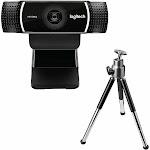 Logitech HD Pro C922 Webcam - 720p/1080p