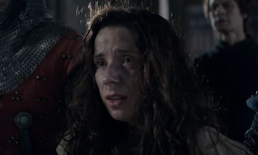 'The Hollow Crown: The Wars of the Roses' Clip: Sally Hawkins Gets Arrested for Summoning Spirits
