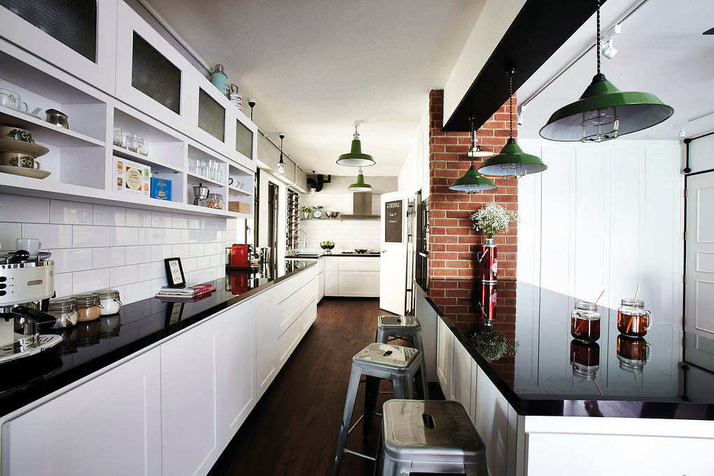 Kitchen Design Ideas From These Hdb Homes Home