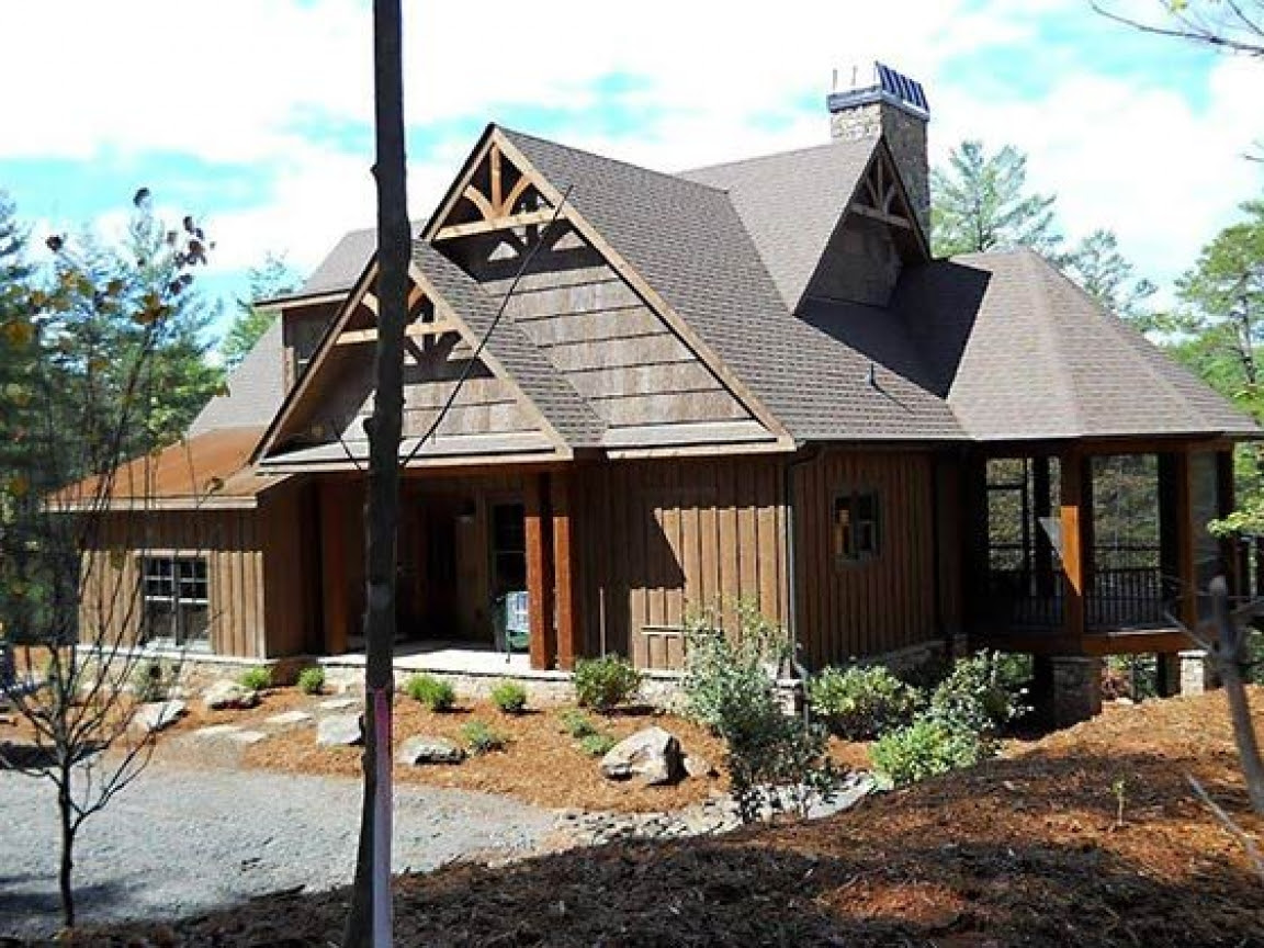 Small Rustic Mountain Home Plans Rustic Mountain Home ...