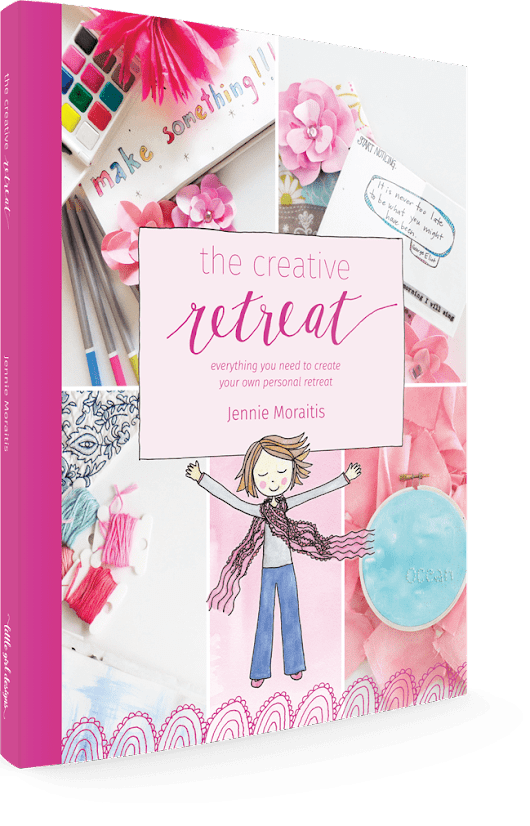 The Creative Retreat Book | Your Guide to DIYing Personal Retreats