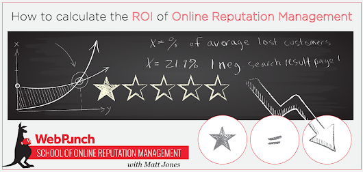 VIDEO: How to calculate the ROI of Online Reputation Management