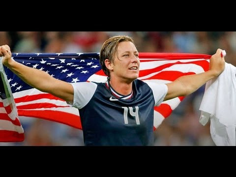 As Abby Wambach Hangs Up Her Cleats, She Tells Fans: 'Forget Me'  -