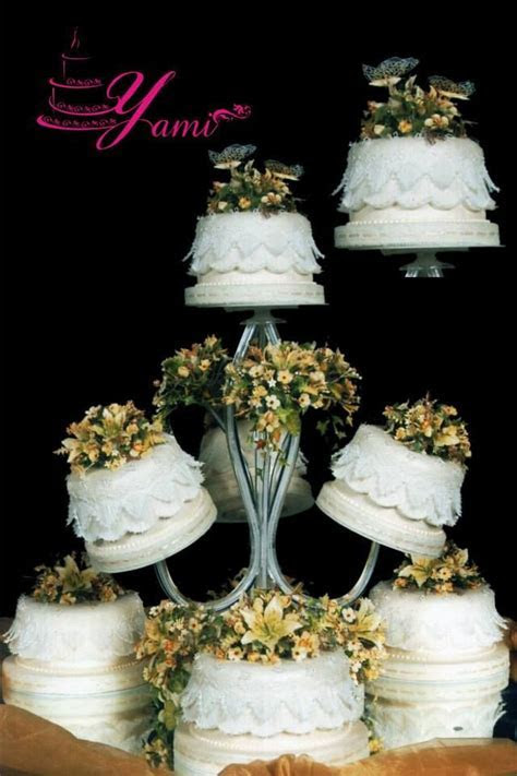 75 best wedding cakes by Yamuna images on Pinterest   Cake