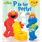 P Is for Potty! [Book]