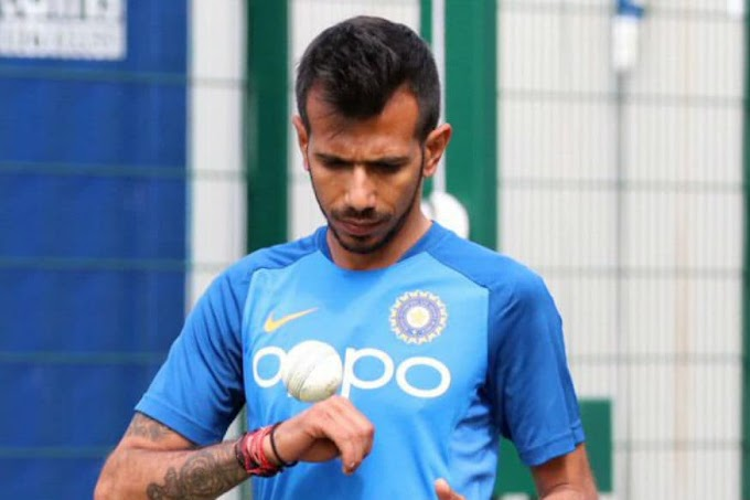 Couldn't Hold Back Tears When MS Dhoni Got Out in World Cup Semis: Chahal