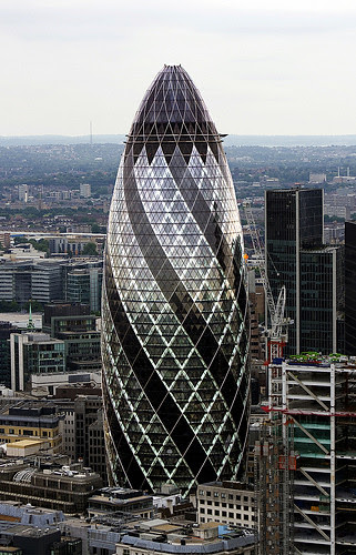 30 St. Mary Axe, London, UK
