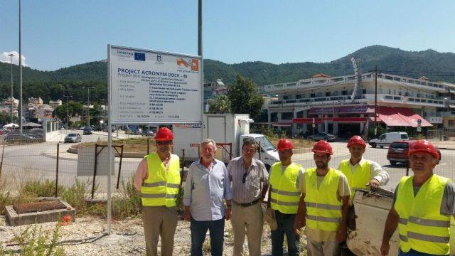 Ήγουμενίτσα: Ξεκίνησε τις εργασίες ο ανάδοχος του έργου «Ολοκλήρωση Κτιρίου Επιβατικού Σταθμού Τ3»