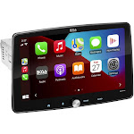 Boss BCPA10 Single-DIN, MECH-LESS Multimedia Player (no CD/DVD) with Bluetooth