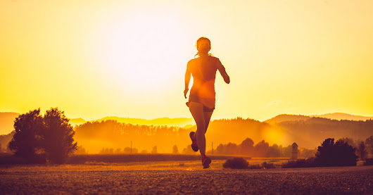 Sunshine and vitamin D are good for health and sport