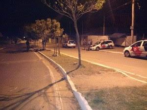 Polícia Civil apura homicídio na zona sul da cidade (Foto: Divulgação/Polícia Civil)