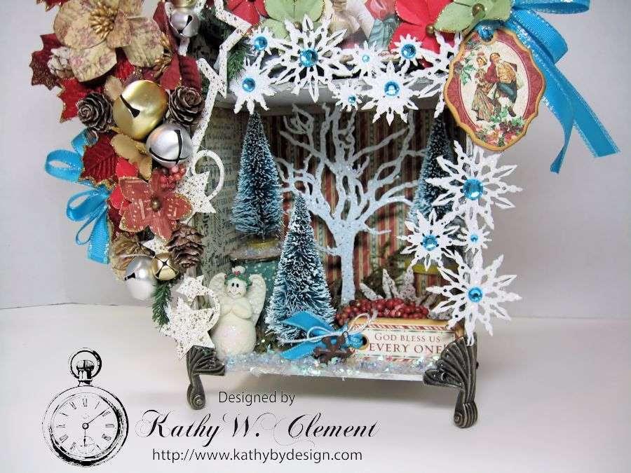 Gina's Gypsy Soull Christmas House 03