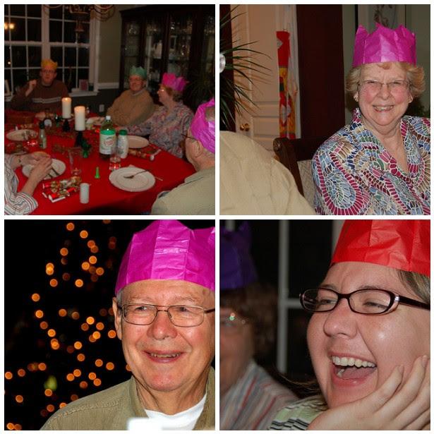 Cracker hats!