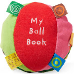 Melissa & Doug My Ball Soft Activity Book