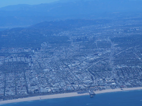 Los Angeles Aerial Photos