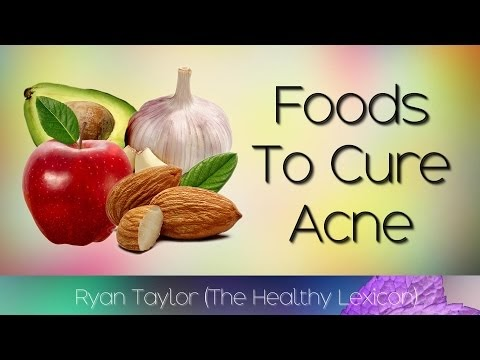 Foods to Cure Acne