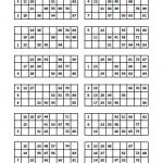 Printable Bingo Cards Numbers 1 90 C Ile Web E Hukmedin