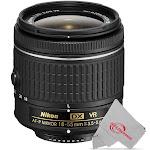 Nikon AF-P DX Nikkor Zoom Lens for Nikon F - 18mm-55mm - F/3.5-5.6