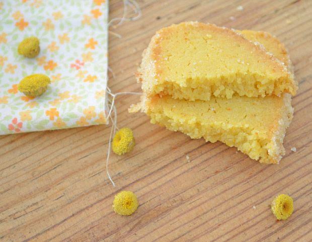#DimequeesViernes.: Galletas de naranja con refresco de manzanilla