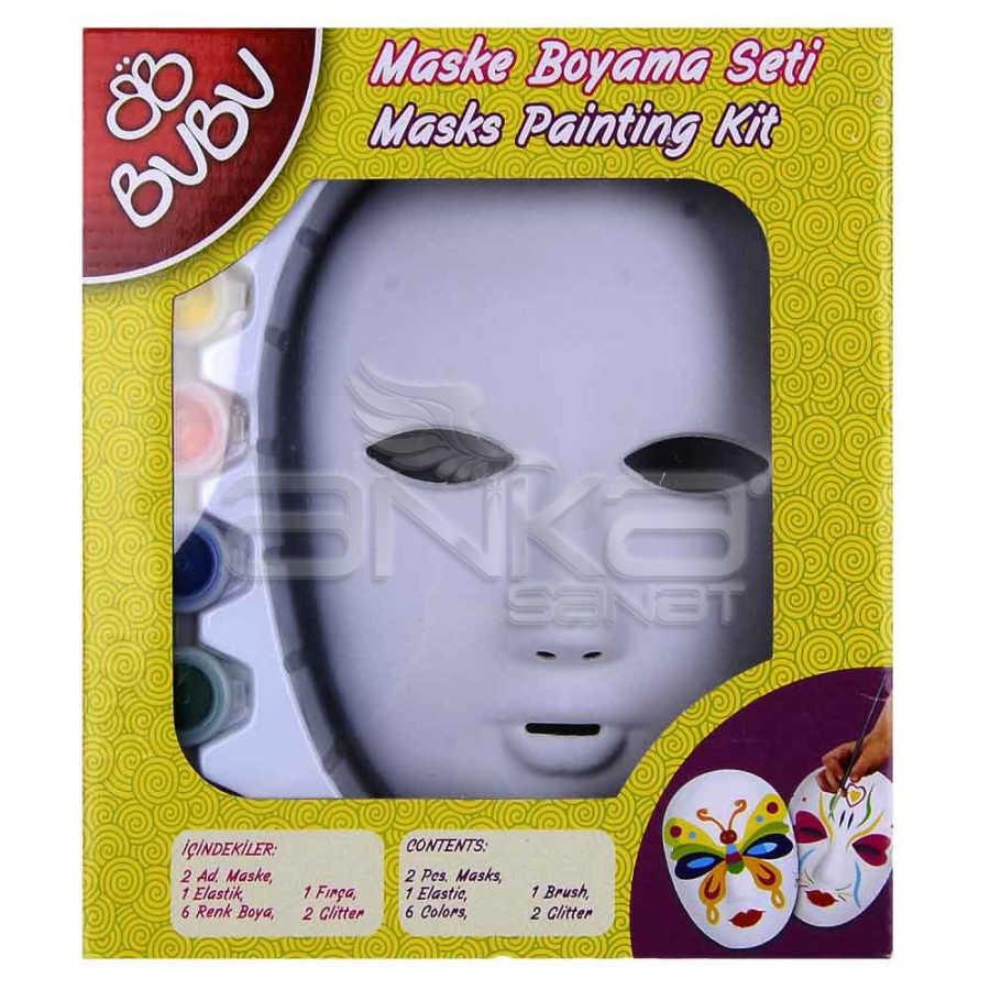 Bubu Maske Boyama Seti Bubu Maske Boyama Seti Fiyatları Bubu
