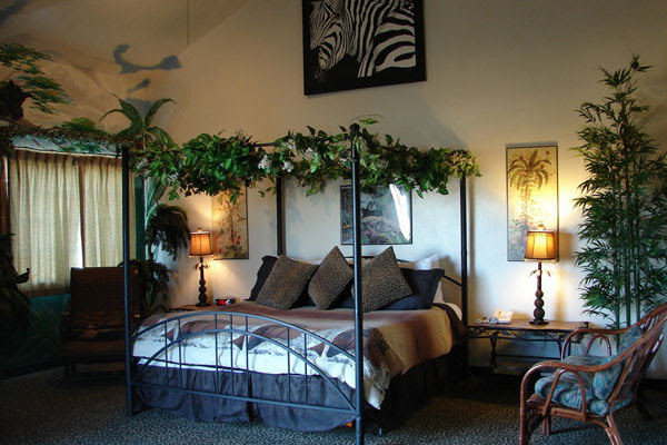 Jungle  Themed Bedroom  Ideas  For Adults Coolyeah Bedroom