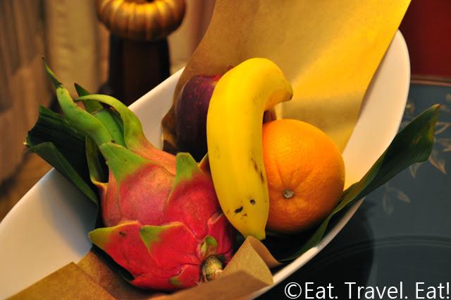 Island Shangri-La Fruit Bowl