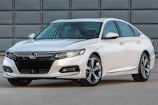 2018 Honda Accord headlight