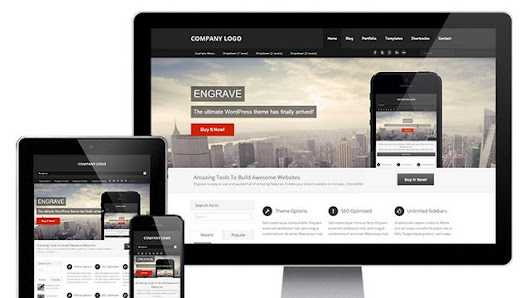 13+ Best Free Responsive Business WordPress Themes of 2015 - 85ideas.com