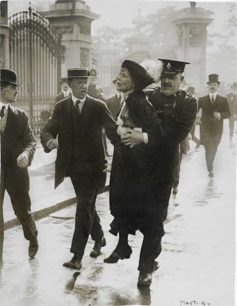 Suffragette City: The London Of Feminism's Foot Soldiers