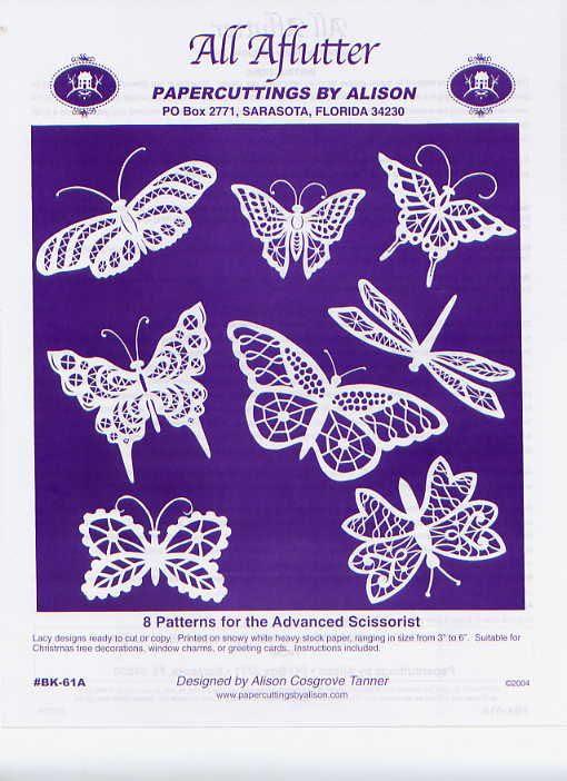 scherenschnitte paper cutting | Scherenschnitte - Papercuttings By Alison