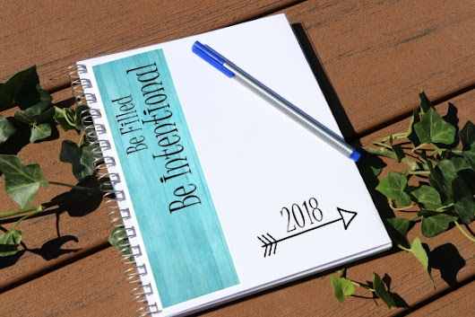 Impacting 2017: Be Intentional Planner - Our Out-of-Sync Life