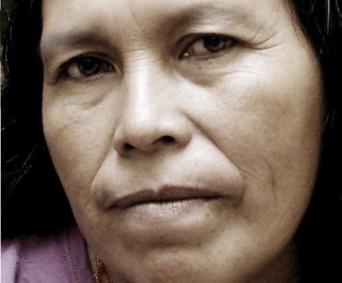 Amanda Asijak, atacada por la noche en su comunidad