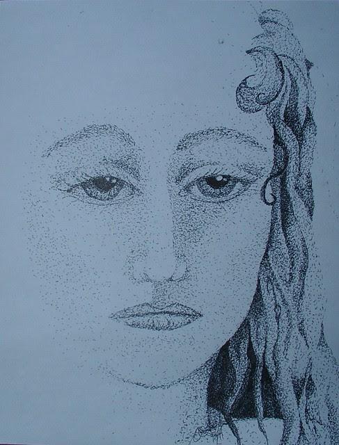 half done doodle