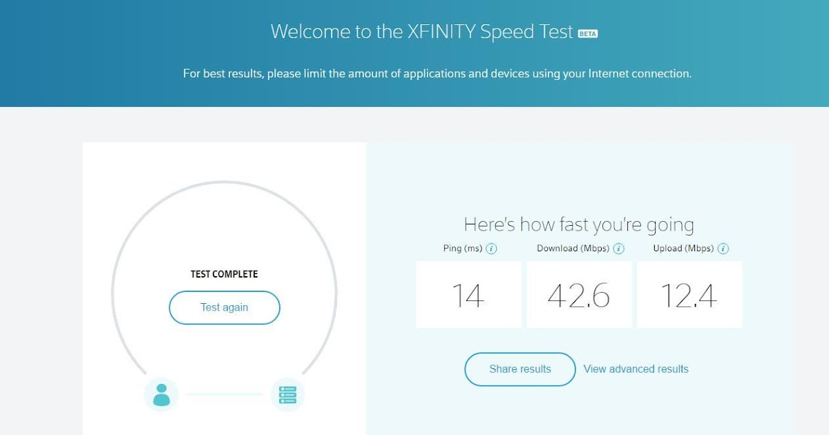 Xfinity Gateway Router evaluation