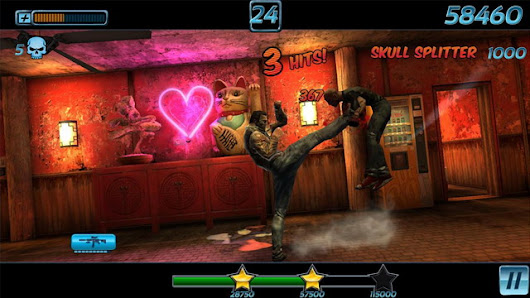 Beat Your Opponents to a Bloody Pulp in Snazzy Fighter Game Fightback - AndroidShock