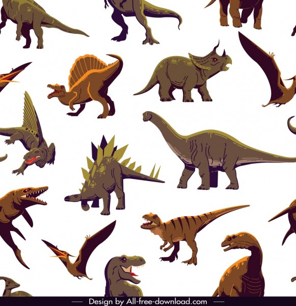9300 Gambar Sketsa Hewan Dinosaurus Gratis Terbaru